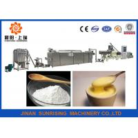 Buy cheap High Capacity Energy Saving Starch Processing Machine Pre Gelatinized Automatic from wholesalers