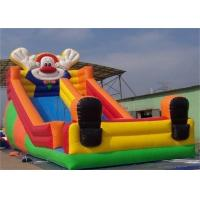 Wholesale Environmentally Friendly Commercial Inflatable Slide,  Mini Inflatable Dry Slide For Kids from china suppliers