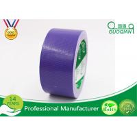 Quality Rubber Adhesive Base Glue Cloth Duct Tape For Decorative Masking for sale