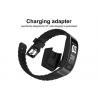 Buy cheap Zinc Alloy Frame Sport Bracelet Watch Smart Fitness Tracker Data Synchronization from wholesalers