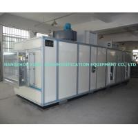 Buy cheap High Efficiency Silica Gel Wheel Industrial Dehumidifier With Cooling Coil from Wholesalers
