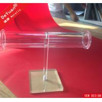 Wholesale Custom Acrylic Jewellery Display Stands Red Yellow ISO9001CE Approved from china suppliers