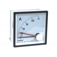 Maximum Demand Analogue Panel Meters , Accuracy Class 3.0 Ammeter for sale