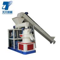 Wholesale China supplier Ce approved   straw  pellet machine for biomass pellet fuel from china suppliers