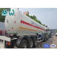 Wholesale 55CBM High Strength Environmental LPG Semi Trailer For Liquid Propane Transport from china suppliers