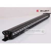 Wholesale 17.5 Inch 80 Watt Single Row Cree Led Light Bar For Flood Beam from china suppliers