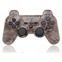 China Brown Wood Grain SNES Wireless Controller , SNES Bluetooth Game Controller For PS3 on sale