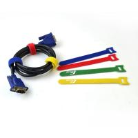 Wholesale Custom Logo Special Hook Loop Cable Strap Double Side Eco-friendly from china suppliers