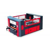 Wholesale Full Automatic CNC Co2 Laser Engraver Cutter With High Speed Colorfast Printing from china suppliers