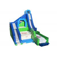 Wholesale Combination Unit Inflatable Interactive Games Jump & Slide CE EN14960 SCT EN71 from china suppliers