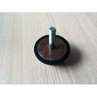 Wholesale NBR NR EPDM Rubber Vibration Damper with Trapezoidal Section , High Flexibility from china suppliers