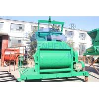 Wholesale Vertical Twin Shaft JS1000 Concrete Mixer For Middle / Large Scale Construction Machine from china suppliers