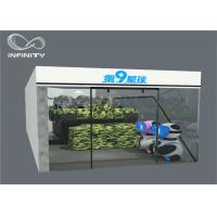 Wholesale Customization VR Park Rides 9D Virtual Reality Machine / Zombie Game Simulator from china suppliers