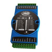 Wholesale 8-channel analog signal to RS485/232 converter (A/D Converter) from china suppliers