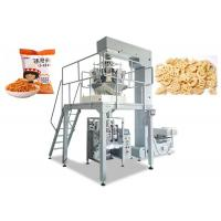 Wholesale Stainless Steel 220V Food Packing Machine , Max 1000ml Measuring Range from china suppliers