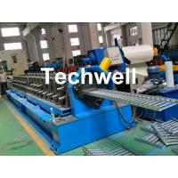 Wholesale 15 KW Forming Motor Power Cold Roll Forming Machine For Producing Steel Cable Tray Profile Sheets from china suppliers