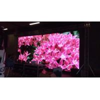600*337.5mm High Definition Led Display Adversting SMD1010 Chip 800CD/Sqm for sale