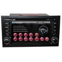 Wholesale Ouchuangbo Car Stereo Audio Radio DVD Player for Audi A4 2003-2011 GPS Sat Navi iPod SWC OCB-7013A from china suppliers