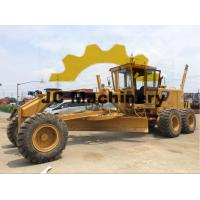 Wholesale Road Maintainance Used Motor Graders CAT 14G With Caterpillar Engine 44 Km/H from china suppliers