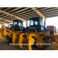 Wholesale 25T Cummins Engine Shantui Bulldozer 220HP SD22 With Rear Ripper Track Gauge 1880mm from china suppliers