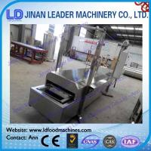 Wholesale Frying crispy chips machine,potato chips frying machine,banana chips machine from china suppliers
