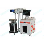 China RF tube CO2 30w/50w/100w nonmetal laser marking machine for sale