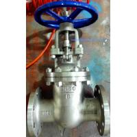 Wholesale Flanged RF Stainless Steel Gate Valve, DN80, PN16 from china suppliers