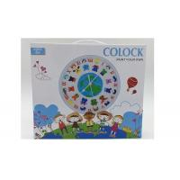 Wholesale Funny Arts And Crafts Kits For Kids Craft Clock Mechanism with DIY Painting from china suppliers