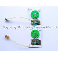 Quality Christmas Greeting Card Sound Module , sound chips for stuffed animals for sale