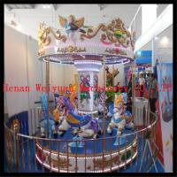 6 seats Easy Funfair Kids Carousel Horse for Sale for sale