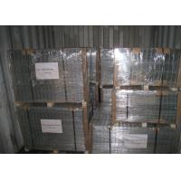 Wholesale Construction 2 X 2 Welded Wire Mesh Panels Security For Commercial Grounds from china suppliers