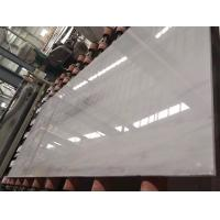 Spanish White Marble Slab Countertop Commercial And Residential for sale