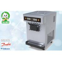 Wholesale Mini Automatic Yogurt Ice Cream Machine , 3 Flavor , Counting Display from china suppliers