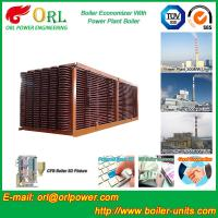 Quality Steam Economiser Boiler Stack Economizer Heat Exchanger Stainless Steel for sale