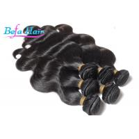 Wholesale 18 Inch Smooth Malaysian Body Wave Hair Bundles With Full Cuticles from china suppliers
