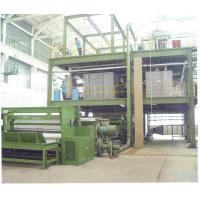 Wholesale Polypropylene Non Woven Fabric Production Line , Nonwoven Spunbond Machine / Equipment from china suppliers
