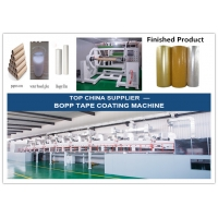 Wholesale Silicone Release Paper Film 120m/Min 1000mm Adhesive Tape Coating Machine from china suppliers