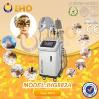 Buy cheap 2016 Hot sale bio facial skin wrinkle removal machine with high intensity oxygen from wholesalers