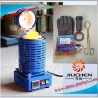 Wholesale JC-K-220-2 China Supplier Factory Sell 1kg Gold Melting Induction Furnace from china suppliers