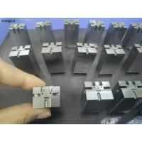 Buy cheap High Precision Wire EDM Parts Sinker Machining Tooling Parts Within +/-0.005mm from wholesalers