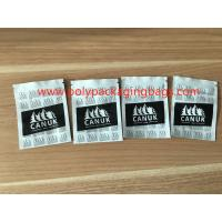 Wholesale Resealable Zip Aluminium Foil Self Adhesive Bags / Dried Fruit Seeds Tea Packaging Pouch from china suppliers