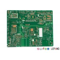 Wholesale OSP High Tg170 94V0 Double Sided Circuit Board , Green Soldering Printed Circuit Boards from china suppliers