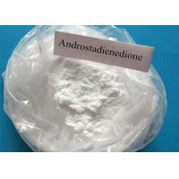 Buy cheap Pharmaceutical Intermediates Hormone Local Anesthetic Powder Androstadienedione CAS 897-06-3 from wholesalers