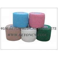 Wholesale Cotton Cohesive Bandage For Surgical use in Hospital Stretch MAX Compression from china suppliers