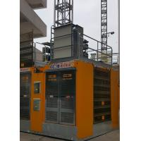 China SC200BD Construction Site Elevator Rack And Pinion Type Max Lifting Height 450M for sale