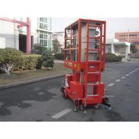 Quality Aluminium Alloy Trailer Mounted Aerial Work Platform for sale
