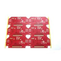 Wholesale Custom Two Layer Rigid PCB Aluminium Base Fr4 PCB Board Making from china suppliers