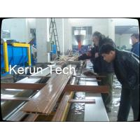 Wholesale PVC Door Window Profile Plastic Profile Production Line/ PVC Window Door Profile Extrusion Making Machine (YF120) from china suppliers