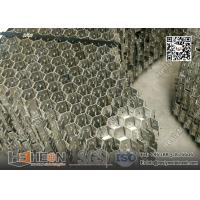 Wholesale AISI304 Stainless Steel 14 Gauge x 50mm hexagonal Grid Mesh Panel from china suppliers