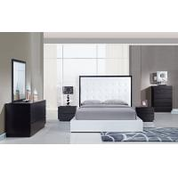 Wholesale New Design Apartment interior White/Wenge Panel Bedroom Furniture Set from china suppliers